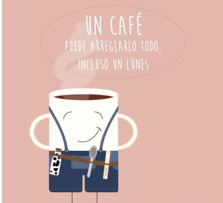 el cafe arregla un lunes