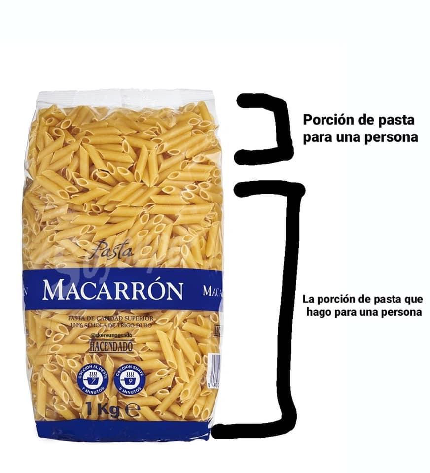 Meme macarrones
